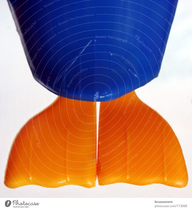 ...or sink blau Spielen orange Spielzeug Statue Kunststoff Schwimmhilfe Billig Seepferdchen