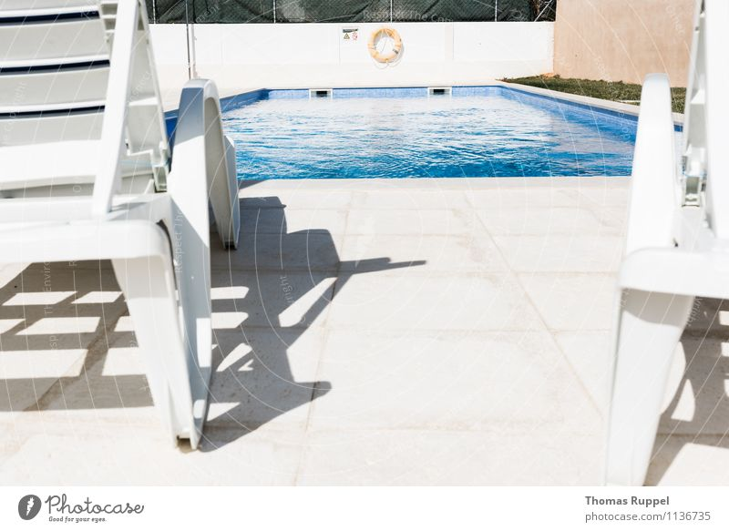 Fehlt noch der Cocktail! Erholung ruhig Schwimmen & Baden Freizeit & Hobby Ferien & Urlaub & Reisen Ausflug Sommer Sommerurlaub Sonne Sonnenbad Schwimmbad