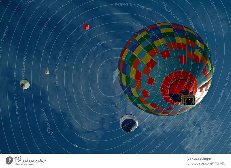 durch die späte dunkelheit Winter Österreich mehrfarbig Luft Korb Wolken Freizeit & Hobby Filzmoos Gas Zirruswolken Kondensstreifen