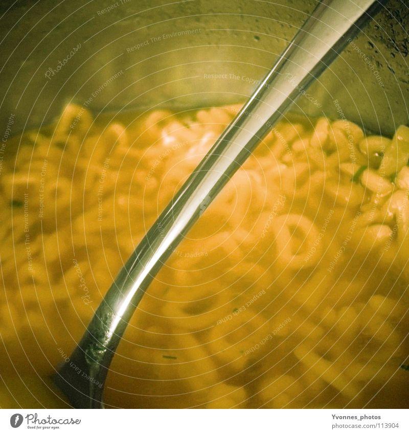 Jetzt gibts was auf die Löffel! Metall gold Freizeit & Hobby Ernährung Buchstaben einfach Kochen & Garen & Backen Küche Student Appetit & Hunger lecker