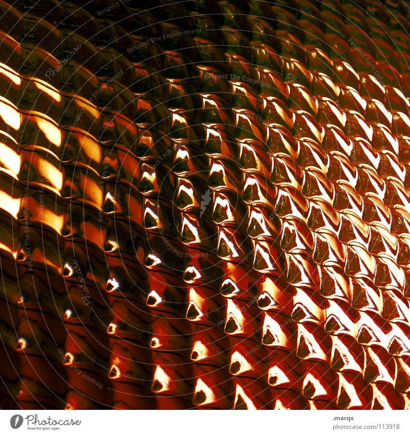Cherry Strukturen & Formen Oberfläche Muster Glätte Geometrie Farbverlauf Verlauf Hintergrundbild glänzend Bruch Ecke Biene Zeile rot schwarz weiß dunkel