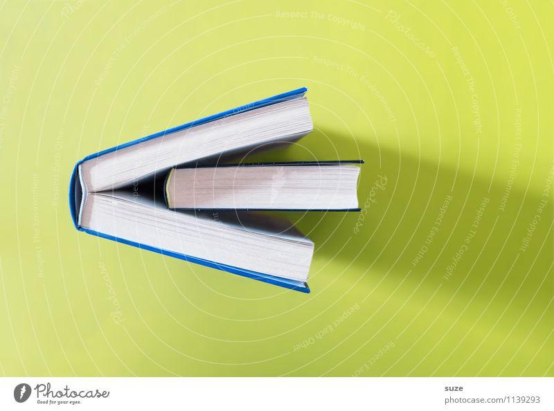 Zum Fressen gern Lifestyle Stil Design lesen Bildung lernen Studium Paar Kultur Printmedien Buch Kommunizieren Liebe einfach Zusammensein grün Appetit & Hunger