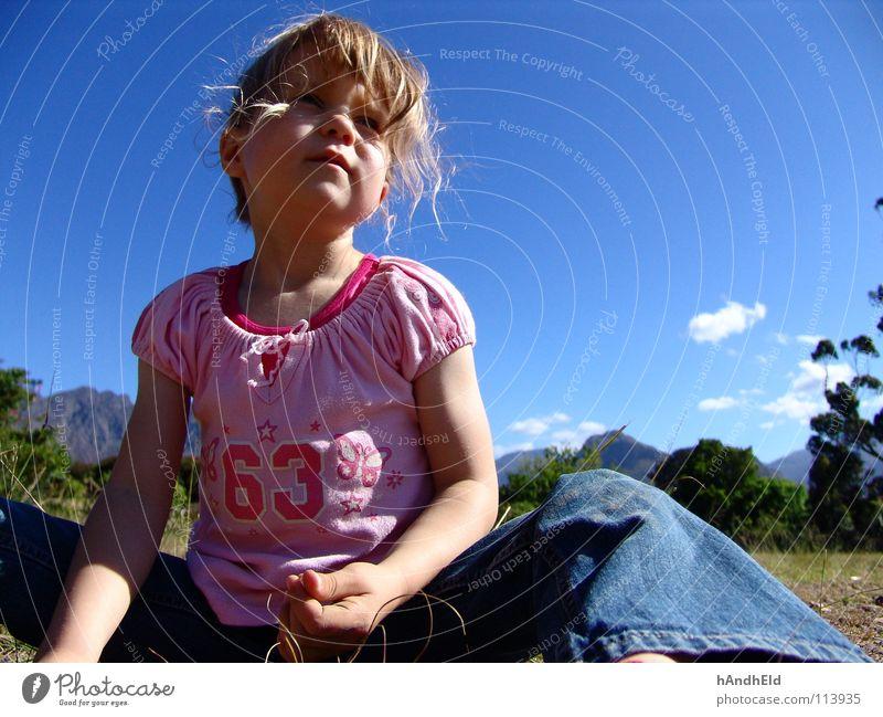 Dream on, dream until your dream comes true :) Kind Himmel träumen verträumt himmlisch