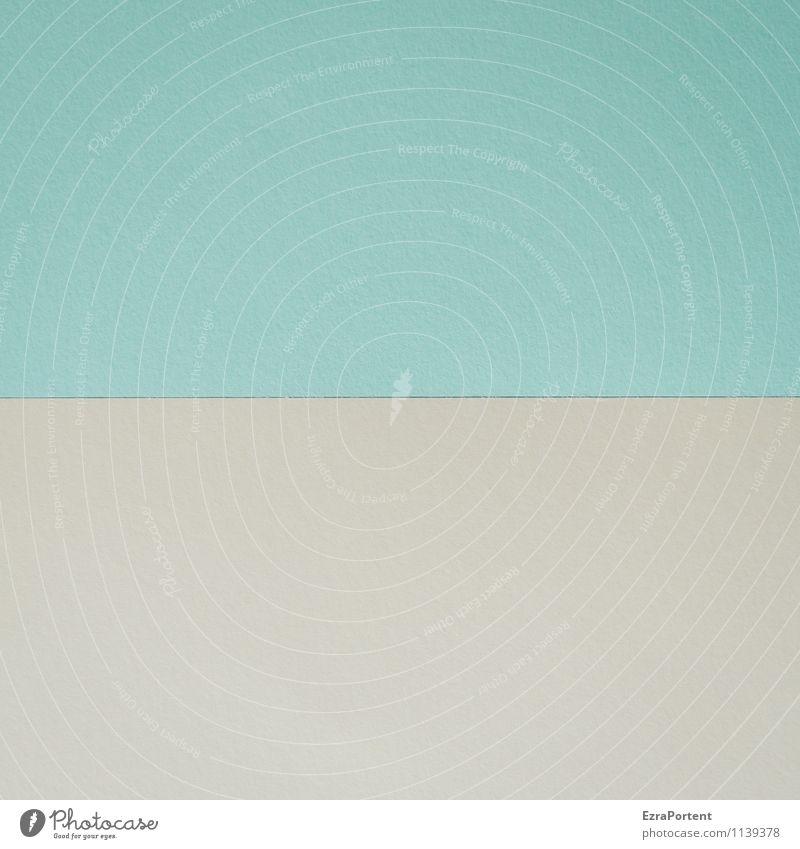 B|W (ovd G) Design Linie blau grau weiß Farbe Grafik u. Illustration Grafische Darstellung graphisch dezent bleich zweifarbig Trennlinie Trennung Zusammensein