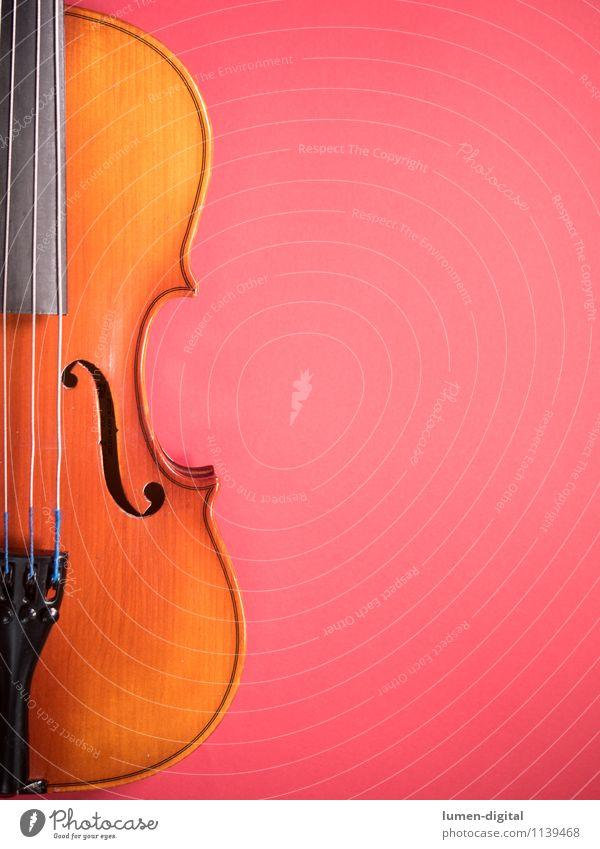 Geige Musik Konzert alt streichen gelb Bratsche Hintergrundbild instrument Klassik musizieren oper Saite Schramme Streichinstrumente Textfreiraum