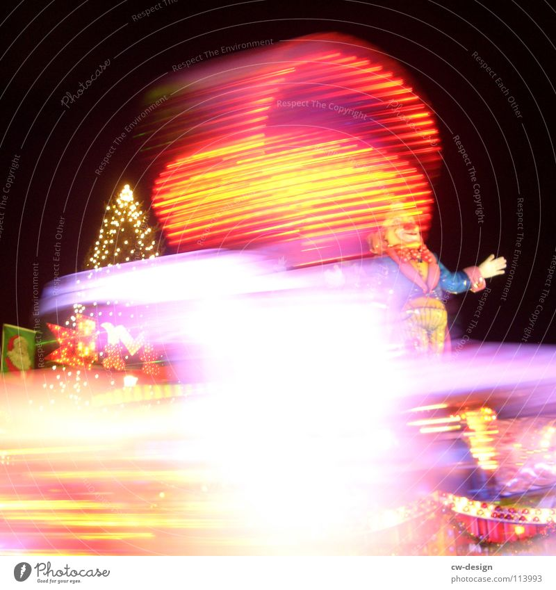 fast santa KLAUS rot Freude schwarz ruhig dunkel Bewegung Linie Angst Freizeit & Hobby Design frisch Geschwindigkeit Quadrat Schmuck Jahrmarkt Kino