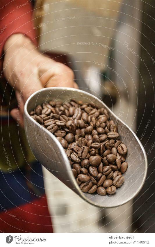 Kolumbianischer Kaffee Lebensmittel Ernährung Kaffeetrinken Heißgetränk Latte Macchiato Espresso Lifestyle Duft genießen heiß braun Kolumbien Farbfoto
