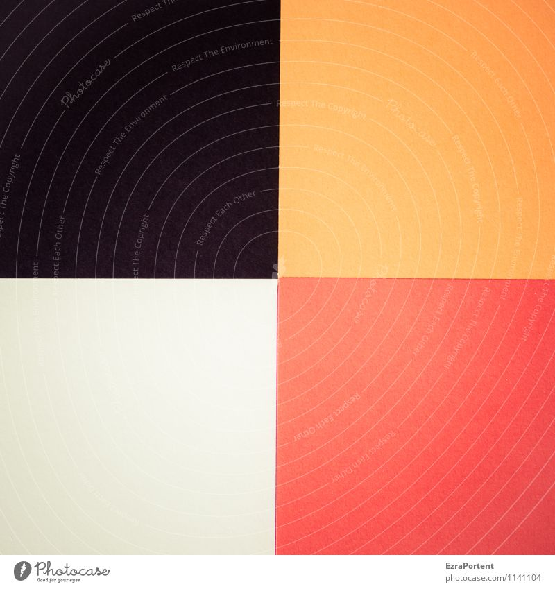 s|o|w|r Farbe weiß schwarz Hintergrundbild Linie Zusammensein orange Design leuchten dreckig ästhetisch Grafik u. Illustration viele graphisch Quadrat Geometrie