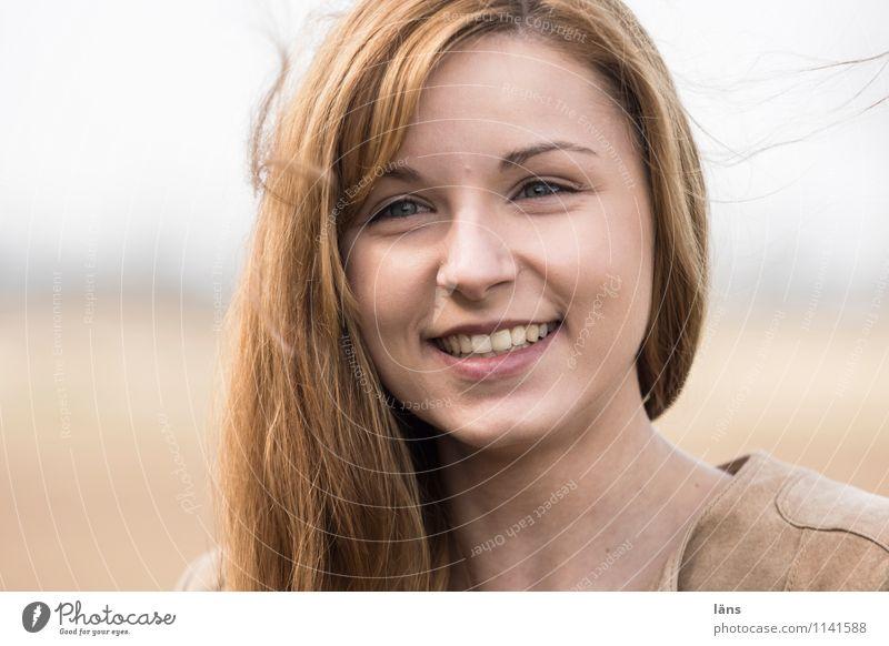 pZ2 l freude Mensch Frau Jugendliche schön Freude 18-30 Jahre Erwachsene Gesicht Leben feminin natürlich Glück lachen Haare & Frisuren Kopf Fröhlichkeit