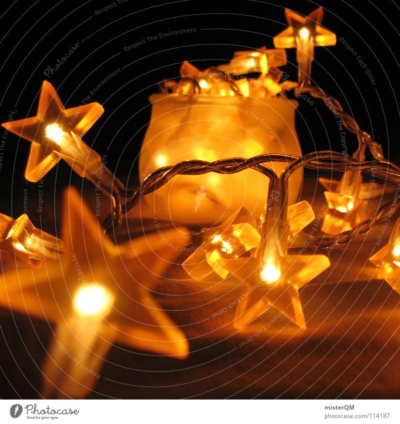 Let's celebrate Christmas II heilig Dezember Jahreszeiten Sonntag Winter Licht gelb Vorfreude schön Zeit Instant-Messaging Elektrizität elektronisch