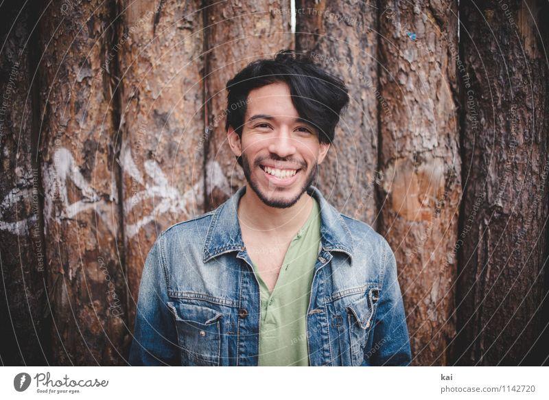 Tom 5 Mensch Jugendliche Mann Stadt Junger Mann 18-30 Jahre Erwachsene natürlich Glück maskulin Zufriedenheit authentisch Fröhlichkeit Kreativität Lebensfreude einzigartig