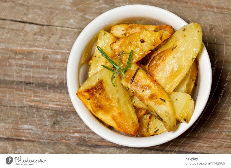 Kartoffelecken Ofenkartoffel Kartoffeln Rosmarin Gemüse Ecke Gesunde Ernährung Kräuter & Gewürze Beilage Speise Essen Foodfotografie mediterran Olivenöl Vitamin