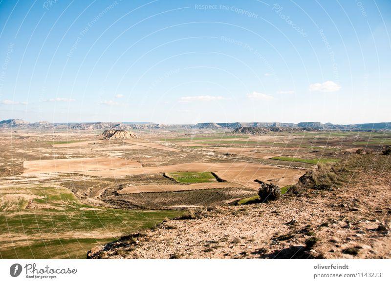 Spanien I Himmel Natur Ferien & Urlaub & Reisen Sommer Landschaft Ferne Umwelt Freiheit Sand Felsen Horizont Freizeit & Hobby Erde Tourismus Ausflug