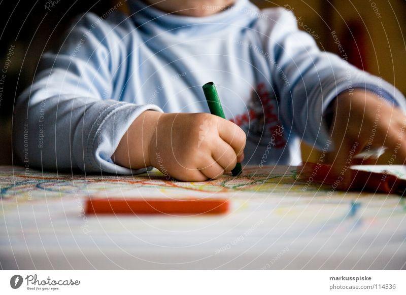 kinder malstunde Kind Schuhe Schule lernen Dekoration & Verzierung Bildung streichen Kreativität Kleinkind unten zeichnen Jacke Mond chaotisch Schreibstift