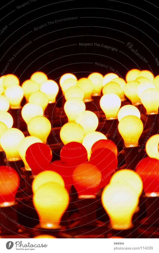 leuchtende nacht Lampe hell Beleuchtung Energiewirtschaft Elektrizität Technik & Technologie Idee Glühbirne Elektrisches Gerät