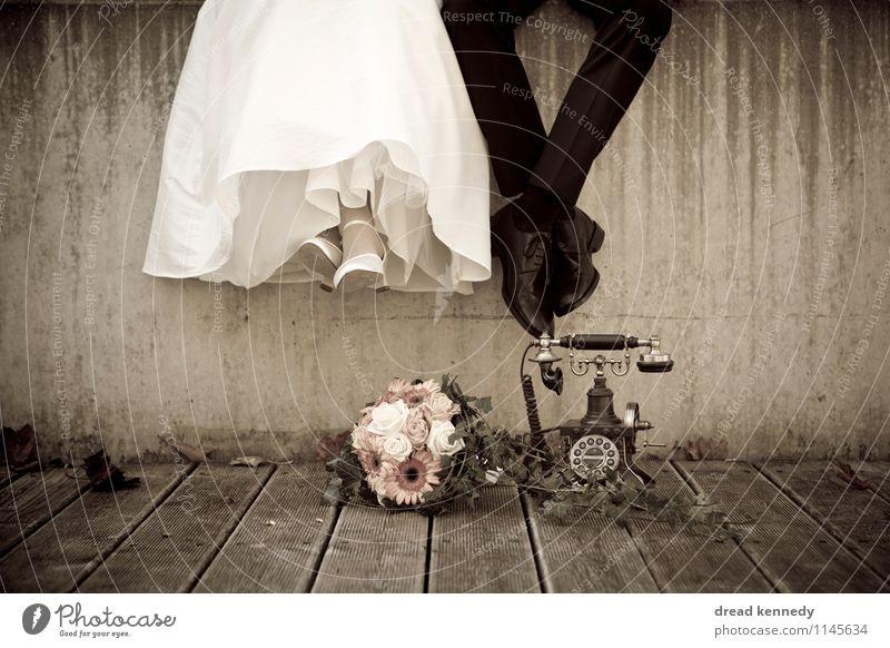 Hochzeitsnostalgie Feste & Feiern Mensch maskulin feminin Frau Erwachsene Mann Paar Partner Leben 2 18-30 Jahre Jugendliche 30-45 Jahre 45-60 Jahre 60 und älter