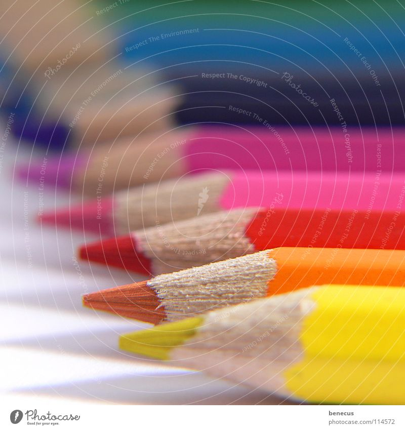 Spitzenleistung blau rot gelb Farbe Linie Kunst orange rosa Ordnung streichen diagonal Tiefenschärfe Anhäufung Unschärfe Künstler Qualität