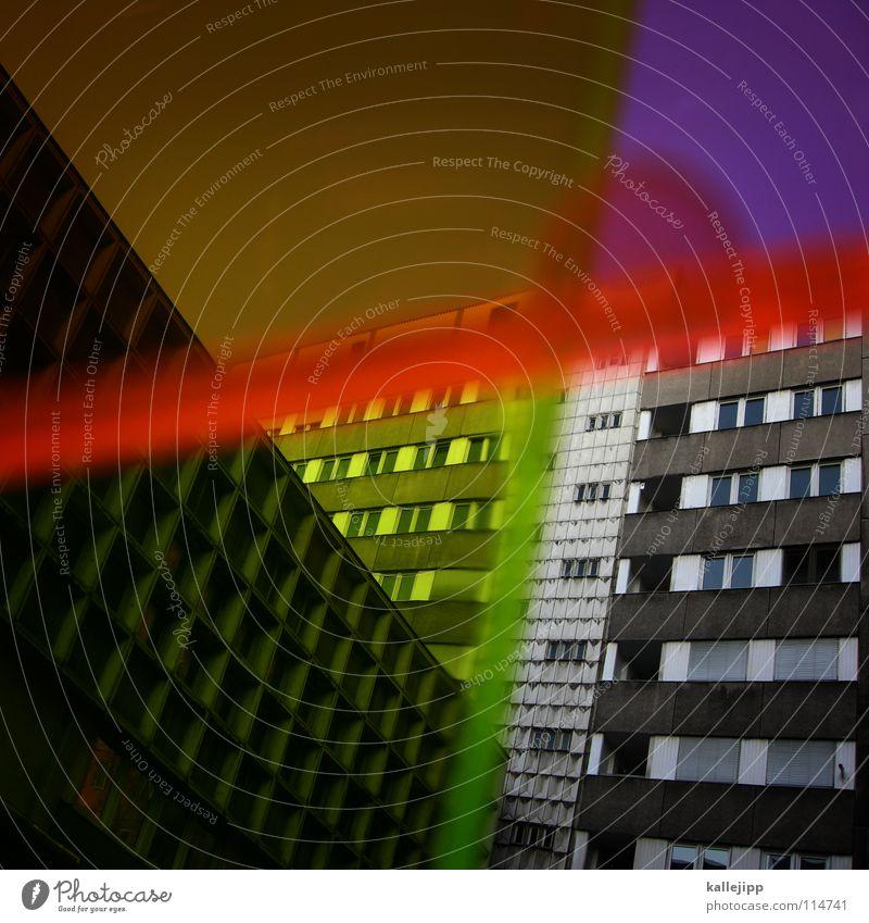 plastikplatte Himmel Stadt Pflanze Blume Haus Farbe Wand Fenster Architektur Lampe Beleuchtung Raum Glas rosa leer Ecke