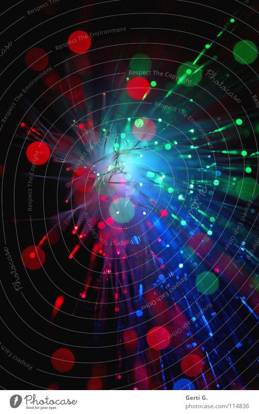 multiorgasm Explosion Lichtspiel Spielen Kunstwerk Feuerwerk spritzen Lichtpunkt Lichtkreis Verschiedenheit groß rund klein lichtmagnetisch Streulicht