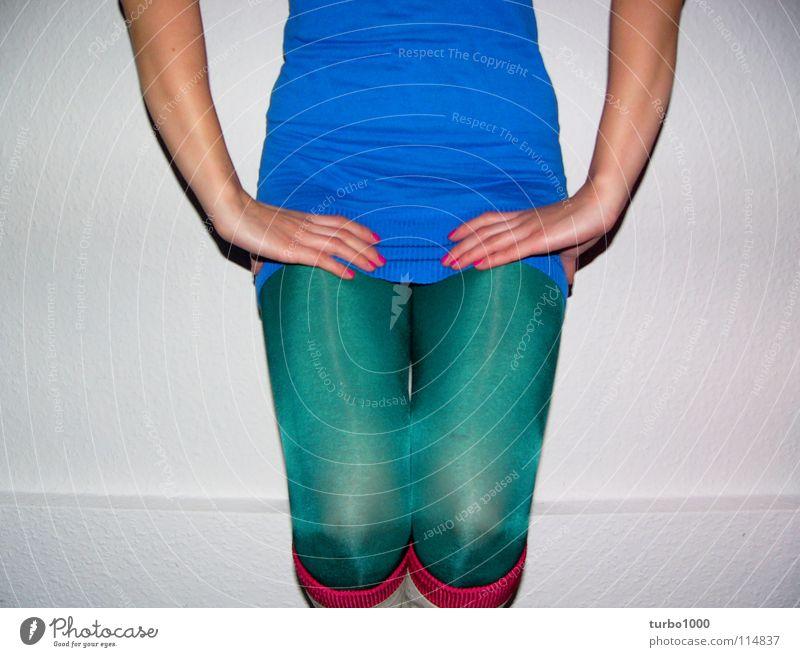 - polka - Frau Jugendliche Hand feminin Sport Beine Mode Gesundheit Arme Bekleidung dünn Fitness sportlich Fett Strumpfhose Muskulatur
