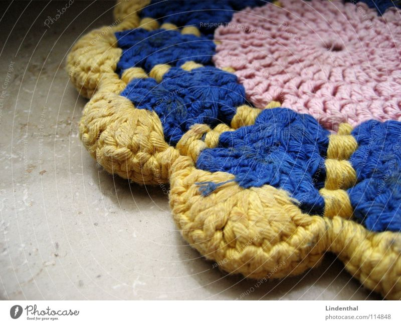 Ich hab auch Topflappen Reinigen Kochen & Garen & Backen Küche Handwerk Nähen stricken Handarbeit Putztuch häkeln Frauenarbeit