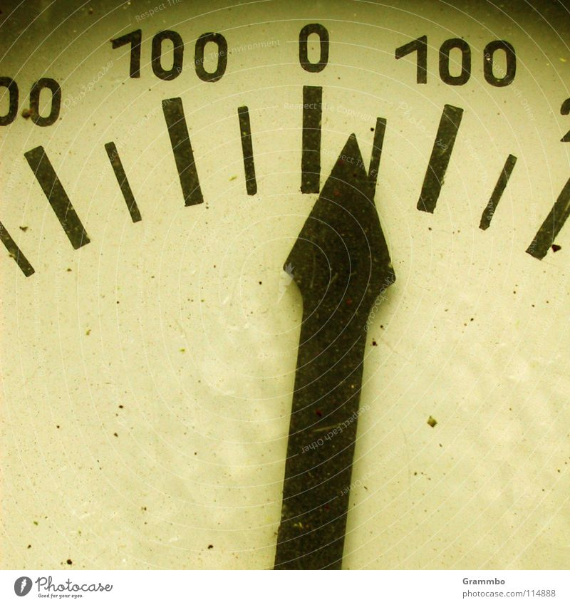 Aufschwung Technik & Technologie Ziffern & Zahlen Pfeil analog Anzeige 100 Messinstrument Elektrisches Gerät ungenau Konjunktur Zifferblatt Messanzeige