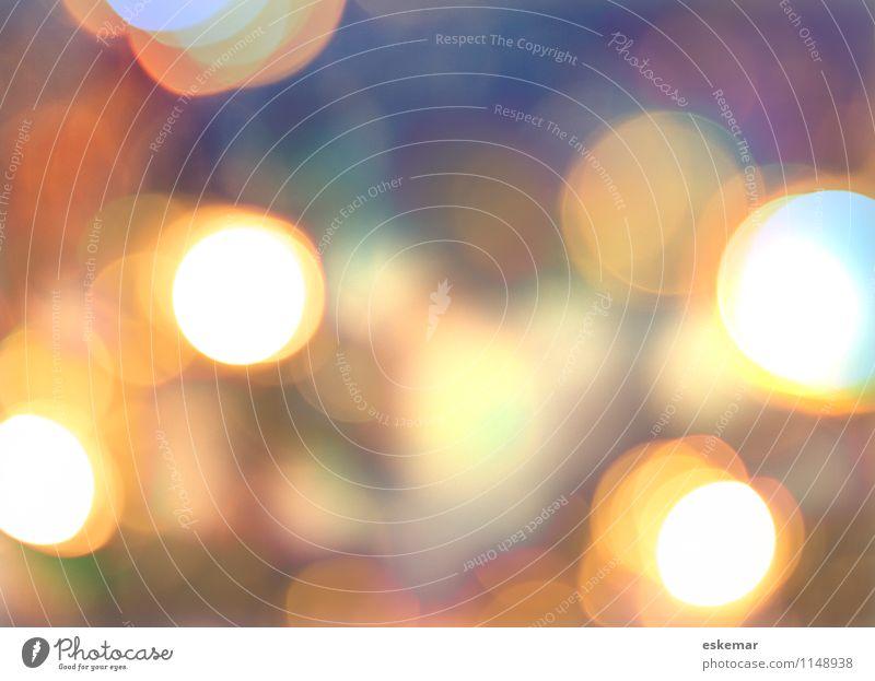 bei Nacht Stadt Verkehr Straße ästhetisch weich Hintergrundbild Textfreiraum für unscharf Rand Rahmen Lichtpunkt Punkt Verlauf Farbverlauf urban