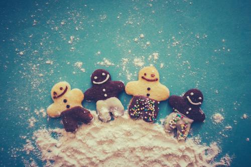 Freundeskreis Mensch Kind blau Weihnachten & Advent Speise Foodfotografie lachen Feste & Feiern Zusammensein Freundschaft Freizeit & Hobby Fröhlichkeit
