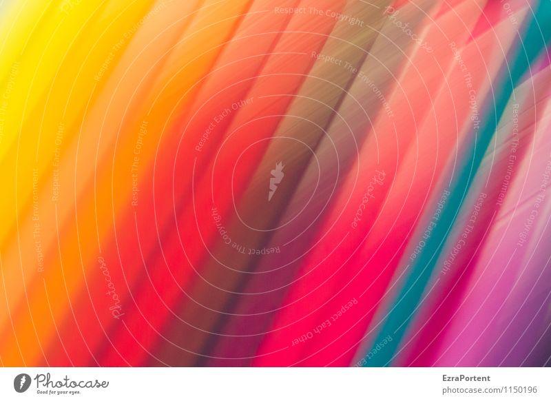 Farbstich (diagonal) blau Farbe rot gelb Stil Hintergrundbild braun Linie Kunst Design Büro elegant ästhetisch Streifen Grafik u. Illustration violett