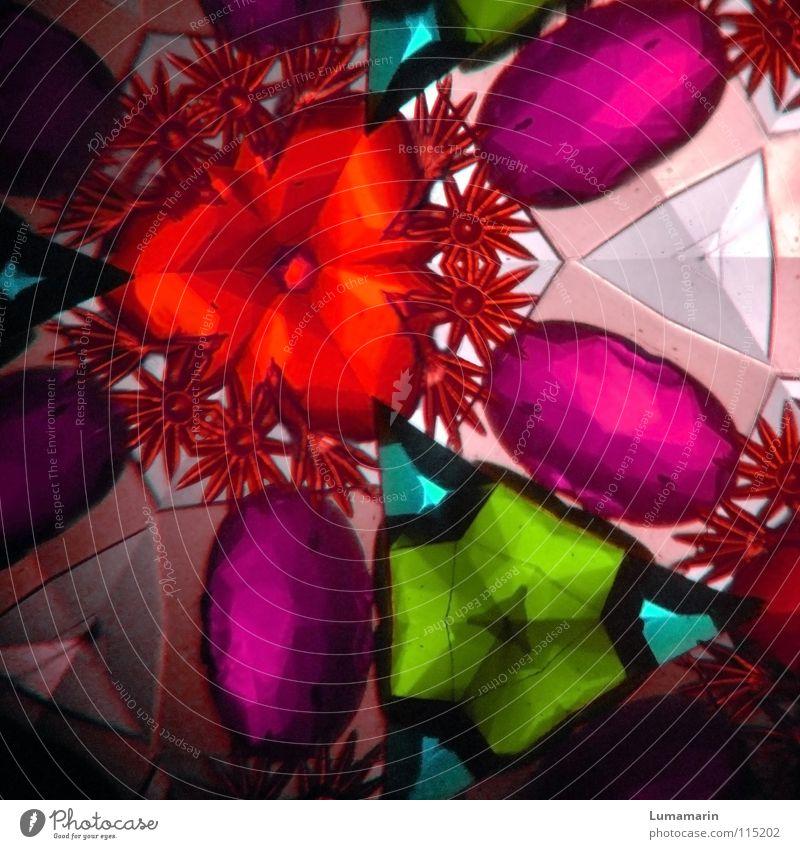 Positives Denken grün schön Farbe weiß rot Freude Beleuchtung Glück Lampe rosa träumen Kraft Glas Fröhlichkeit Kraft Hoffnung