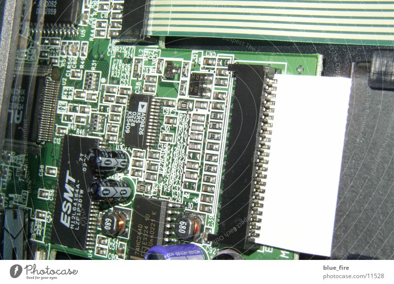 Scanner_platine Scanner Platine Leiterplatte