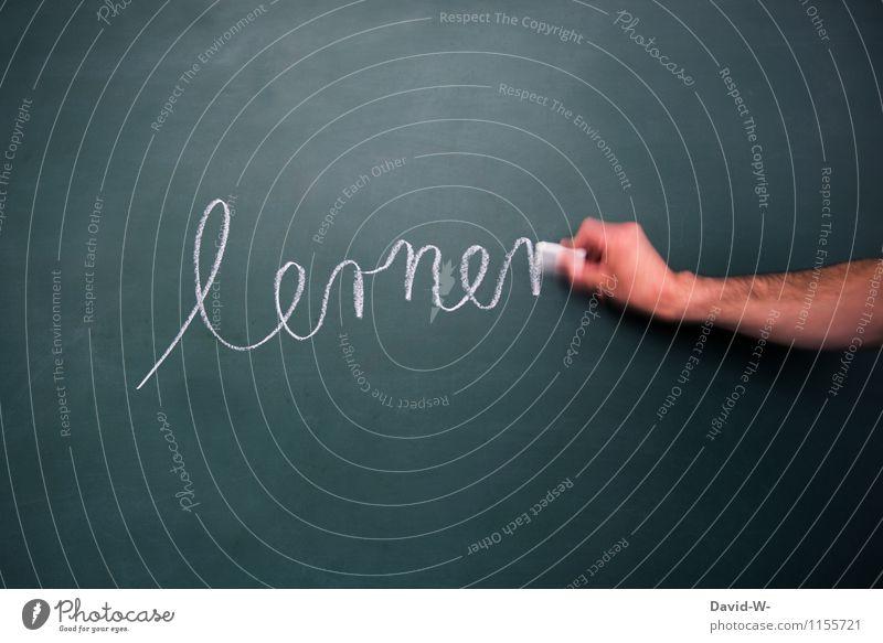 lernen Mensch Kind Hand Freude Schule maskulin Zufriedenheit Schriftzeichen Erfolg Beginn Zukunft lernen Sicherheit Bildung schreiben Eile