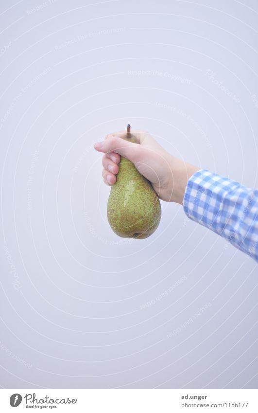 Kein Apfel (1) Lebensmittel Frucht Birne Ernährung Bioprodukte Gesunde Ernährung Essen Gesundheit Zufriedenheit Ernte Erntedankfest selbstgemacht Obstkiste