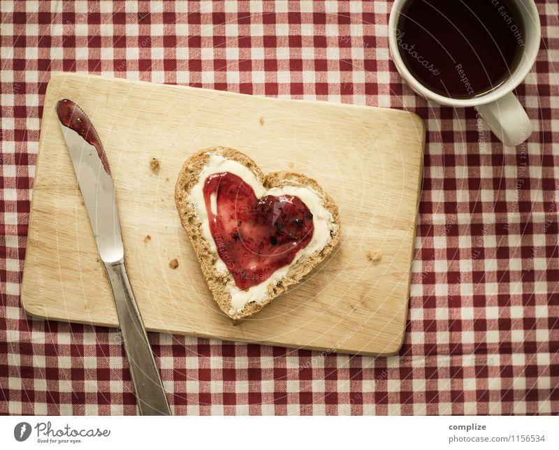 der Morgen danach! Lebensmittel Teigwaren Backwaren Brot Brötchen Marmelade Ernährung Essen Frühstück Bioprodukte Vegetarische Ernährung Getränk Heißgetränk