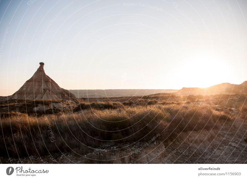 Spanien XI Himmel Natur Ferien & Urlaub & Reisen blau Sommer Sonne Landschaft Ferne Umwelt Wärme Freiheit braun Felsen Horizont Tourismus Erde