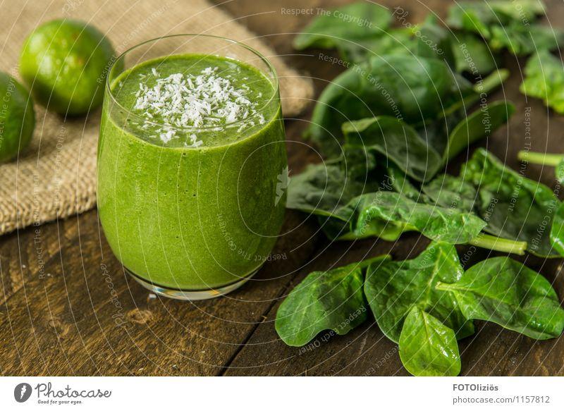 Popeye's Essenz schön grün weiß Gesunde Ernährung Gesundheit braun Lifestyle Frucht frisch Glas Getränk süß Fitness Gemüse lecker
