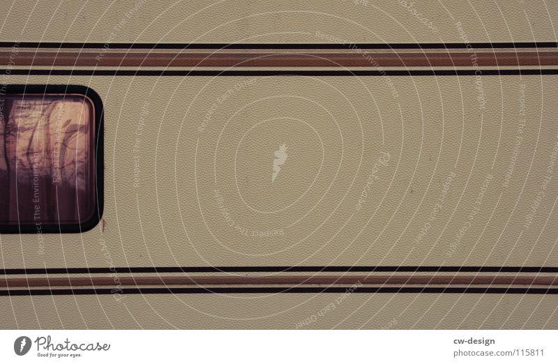 schreibfaul?! Lifestyle Design Ferien & Urlaub & Reisen Ausflug Camping Baum Garten Wiese Mauer Wand Fassade Fenster Wohnmobil Wohnwagen Zeichen Schriftzeichen