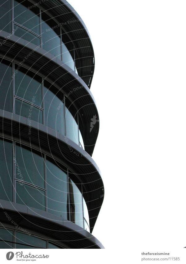 SAP Gebäude Fenster Architektur Hochhaus rund