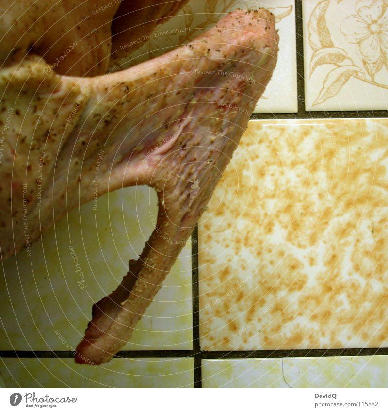 Der Weihnachtsbraten Erholung Ernährung Haut Flügel Kochen & Garen & Backen Feder Gastronomie Fliesen u. Kacheln hängen Fett Ente Fleisch Feiertag Gans Mittag Geflügel