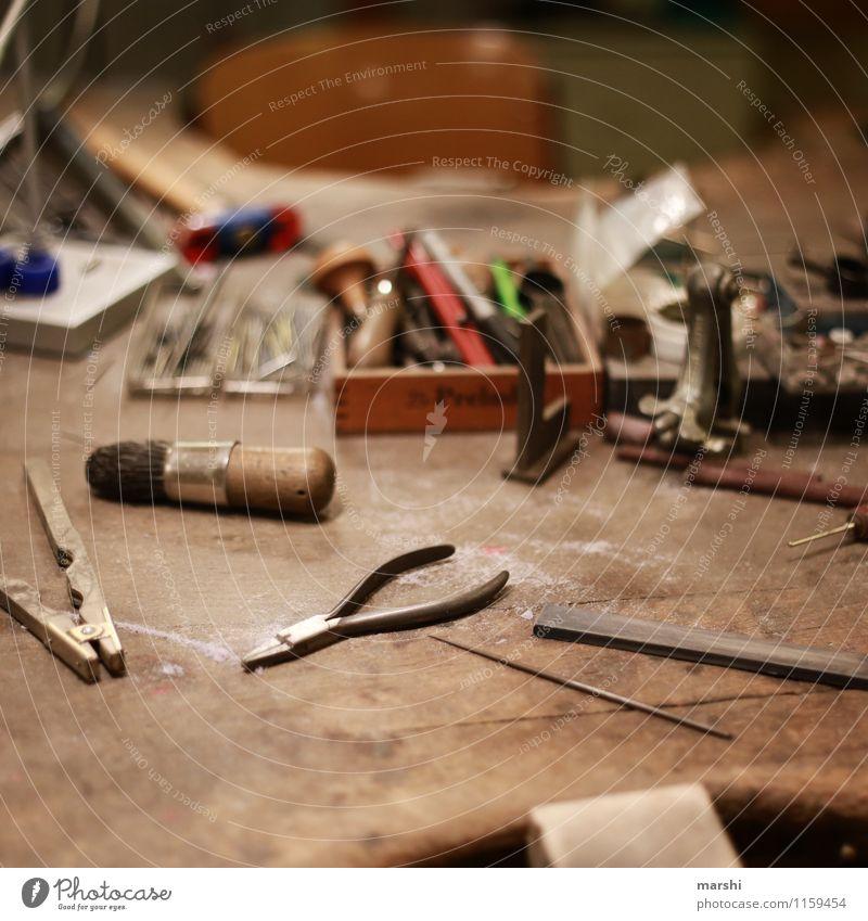 Schmiedekunst - Werkzeug Stimmung Arbeit & Erwerbstätigkeit Freizeit & Hobby Beruf Schmuck Werkstatt Handwerker Zange schmieden Schmuckhersteller