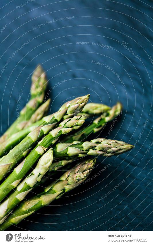 grüner spargel asparagus Garten Gemüse Bioprodukte Reichtum Vegetarische Ernährung Spargel Slowfood Guerilla