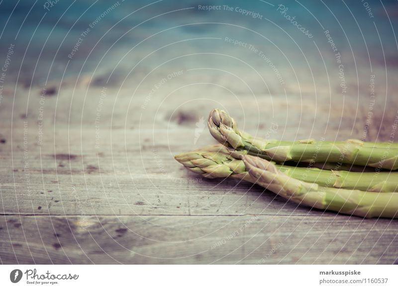 grüner spargel asparagus Garten Gemüse Duft Bioprodukte Vegetarische Ernährung Spargel Slowfood Guerilla