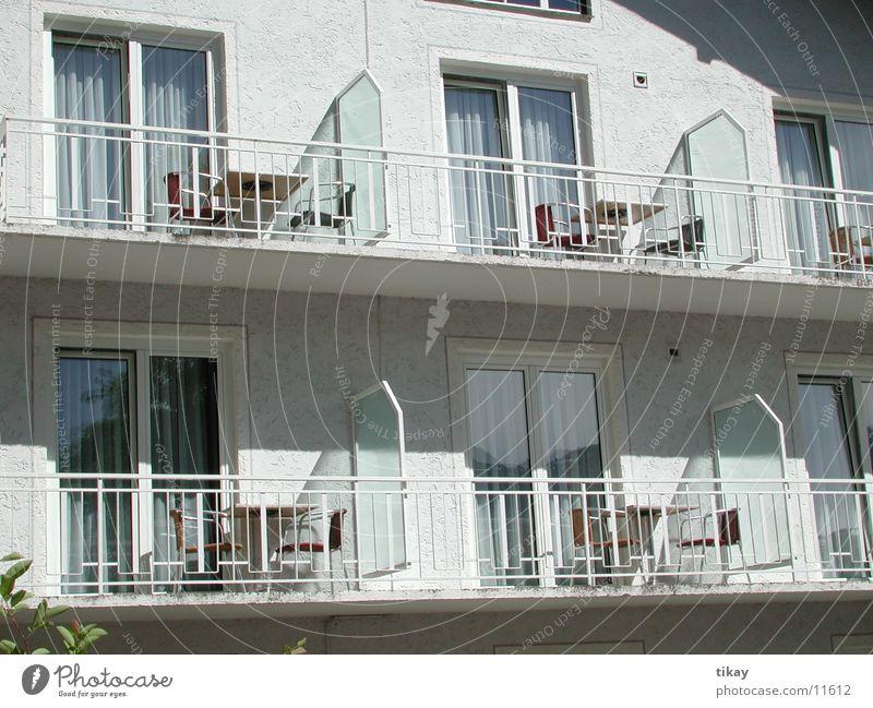zimmer mit aussichten Architektur Hotel Balkon Ruhestand Motel
