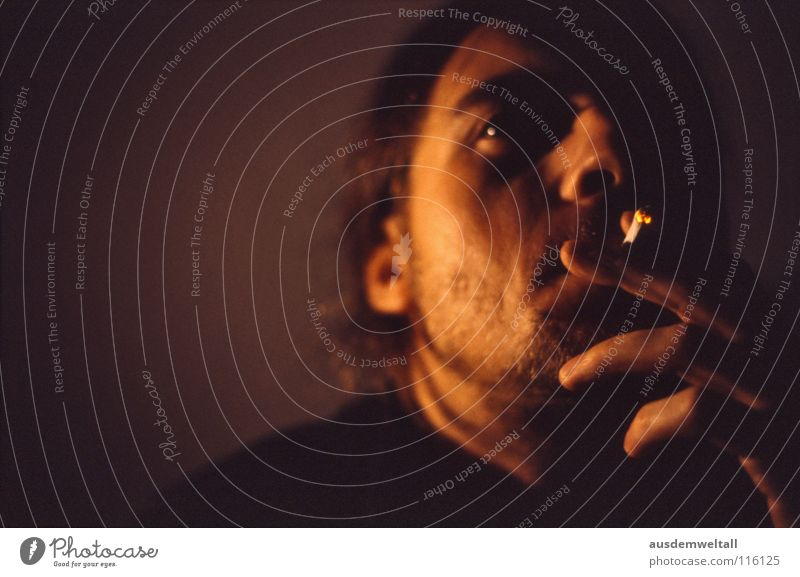 Enjoy Gefühle maskulin Rauchen Körperteile
