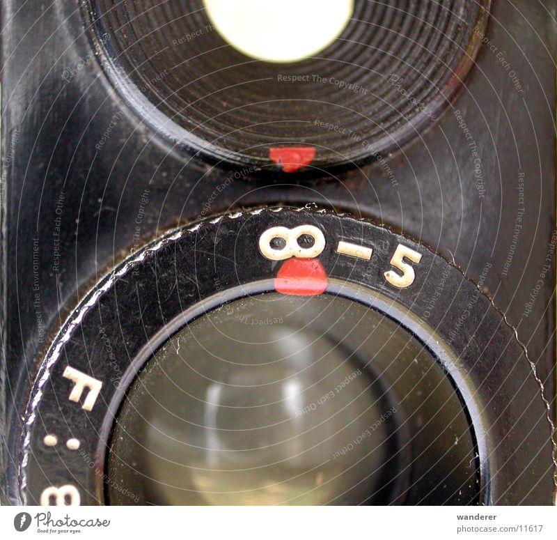 Objekt(iv) Fotokamera Dinge Objektiv