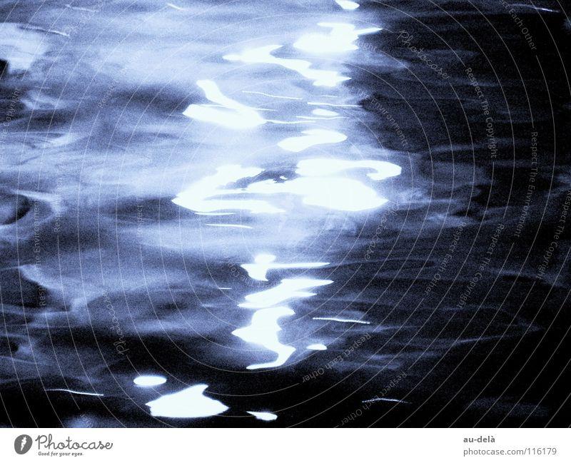 Nebelmeer Wasser schön Meer Einsamkeit Glück träumen Wunsch Zauberei u. Magie Venedig wirklich