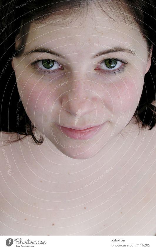 Frau B. ist nicht nackt! Mensch Jugendliche weiß schön ruhig Gesicht Erwachsene feminin Gesundheit Zufriedenheit rosa Haut ästhetisch Fröhlichkeit weich