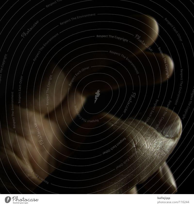 lefty Mensch Hand Religion & Glaube Haut Finger Tisch fangen festhalten Falte Gebet Affen Daumen Fingernagel Christentum zeigen Gefäße