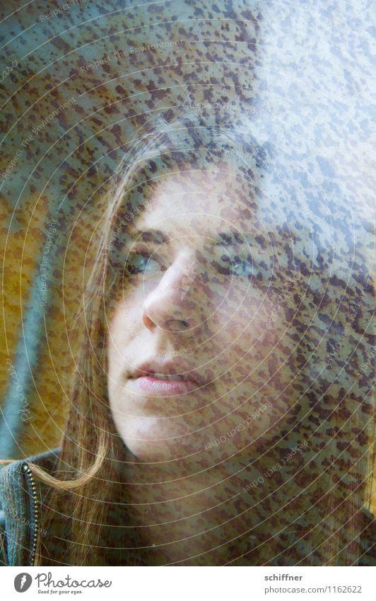FR UT | Tigerlily feminin Junge Frau Jugendliche Kopf Haare & Frisuren Auge Nase Mund 1 Mensch 18-30 Jahre Erwachsene träumen Strukturen & Formen Ordnung