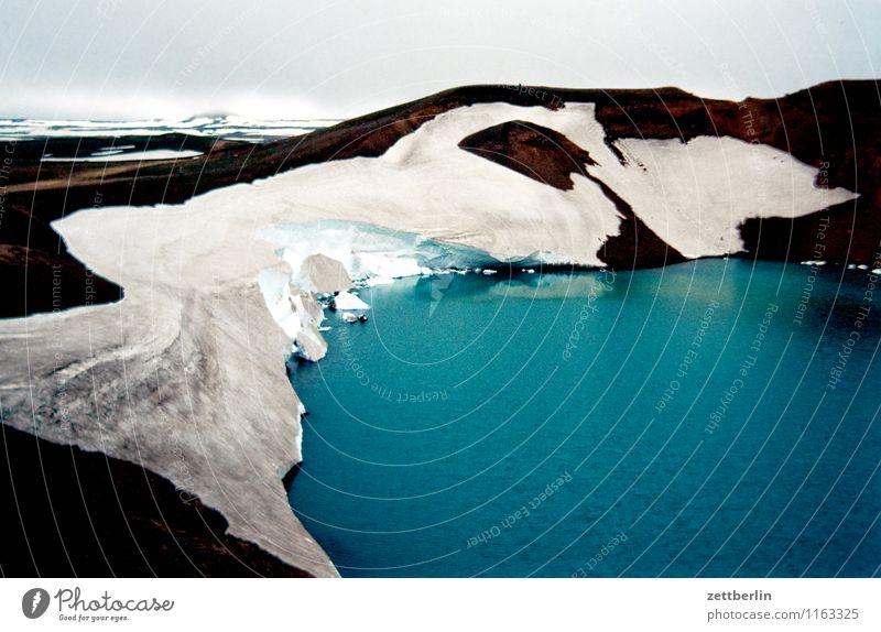 Island (22) Insel Ferne Sehnsucht Nordsee Skandinavien Ferien & Urlaub & Reisen Reisefotografie Tourismus Norden nordisch Geysir Wasser Wasseroberfläche Meer